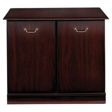 York 2 Door Sideboard in Mahogany