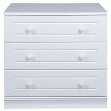 Henley 3 Drawer Wide Chest