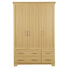 Melody 4 Drawer Wardrobe