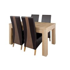Countryman 5 Piece Dining Set