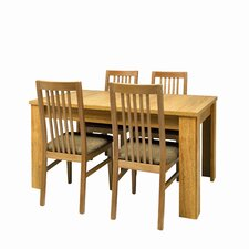 Strand 5 Piece Dining Set