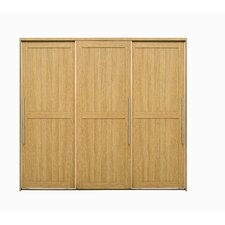Melody 3 Door Sliding Wardrobe