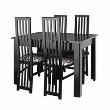 Manhattan 7 Piece Dining Set