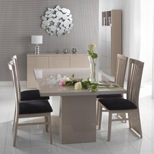 Rubix 5 Piece Dining Set