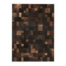 Brilliant Brown Rug