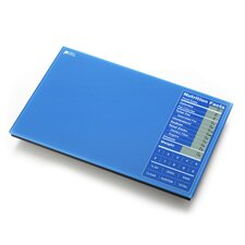 <strong>Kitrics</strong> Perfect Portions Digital Scale with Nutrition Facts Display in Blue