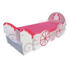 Horse and Carriage Bed Frame