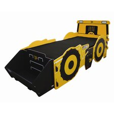JCB Digger Single Bed Frame