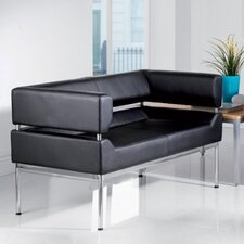 Benotto Faux Leather 2 Seater Sofa