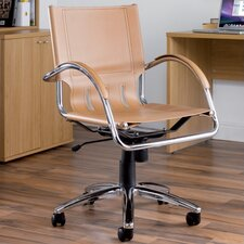Chromus Leather Executive Chair