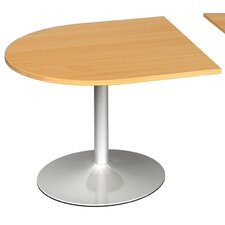 D-End Extension Boardroom Table