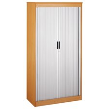 Secondary Storage System Horizontal Tambour Door Cupboard