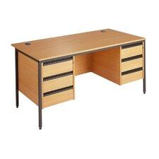 Maestro Straight H Frame Desk