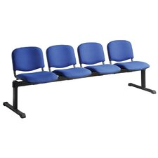 4 Seater Reception Bench