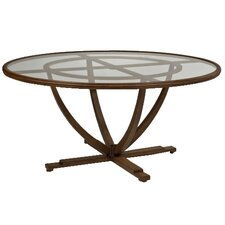 "<strong>Woodard Landgrave</strong> Vienna 60"" Round Umbrella Table"