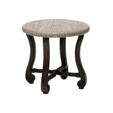 Villa Round End Table