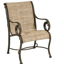<strong>Woodard Landgrave</strong> Old Gate Sling Dining Arm Chair