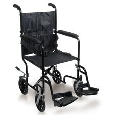 Breezy EC Ultra Lightweight Transport Standard Wheelchair