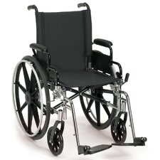 Breezy EC 4000 High-Strength Lightweight Wheelchair