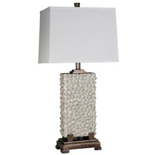 Shell Floridian Table Lamp
