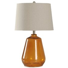 """25"""" H Table Lamp with Empire Shade"""