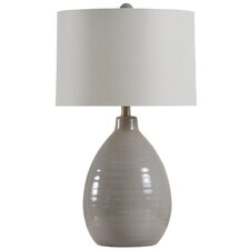 """26.5"""" H Table Lamp with Drum Shade"""