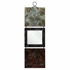 Square Panels Metal Wall Art