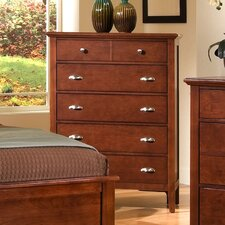<strong>Vaughan-Bassett</strong> Twilight 5 Drawer Chest