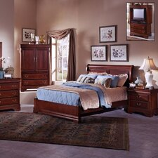 Barnburner Thirteen Youth Low Profile Bedroom Collection