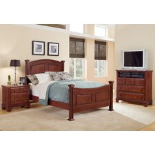 Hamilton Franklin Panel Bedroom Collection