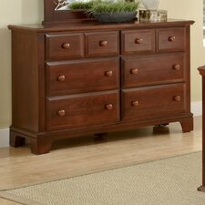 <strong>Vaughan-Bassett</strong> Hamilton Franklin 6 Drawer Dresser