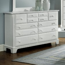 Hamilton Franklin Triple 7 Drawer Dresser