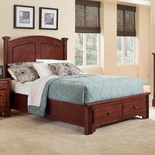 Hamilton Franklin Storage Panel Bed