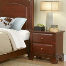 Hamilton Franklin 2 Drawer Nightstand