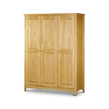 Stavely 3 Door Wardrobe