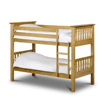 Seville Bunk Bed Frame in Pine