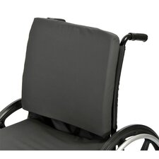 Zip Back Wheelchair Cushion
