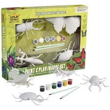Wild Republic Toy Paint And Play Insect