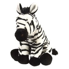<strong>Wild Republic</strong> Cuddlekin Baby Zebra Plush Stuffed Animal