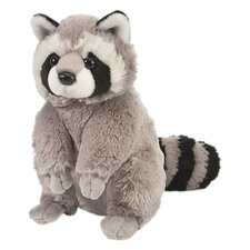 <strong>Wild Republic</strong> Cuddlekin Raccoon Plush Stuffed Animal