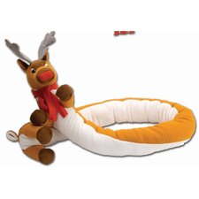 Winter Wonderland Noodlee Doo Reindeer Stuffed Animal
