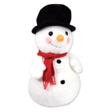 Winter Wonderland Snowman Dad Stuffed Animal