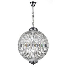 Equator 12 Light Globe Pendant