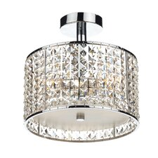 Rhodes 3 Light Semi-Flush Ceiling Light