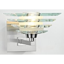 Stirling Wall Light in Chrome