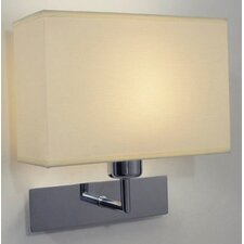 Wall Light in Polished Chrome - Base Only