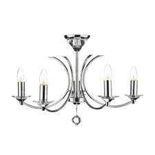 Medusa 5 Light Chandelier