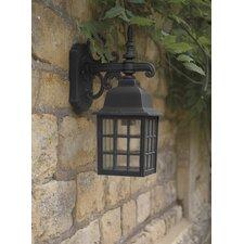 Norfolk Downlight 1 Light Semi-Flush Wall Light