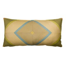Tuscan Garden Cotton Boudoir Pillow