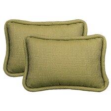 Columbiana Woven Pillow
